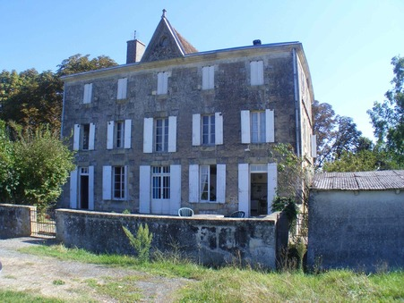 vente chateau Gardonne