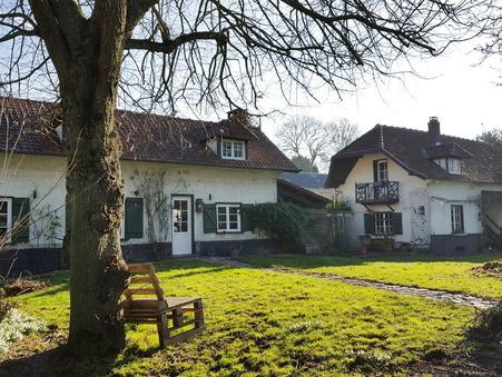 vente maison Region hallencourt
