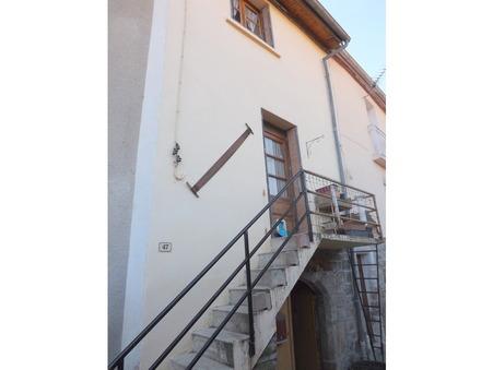 vente maison MONTPEZAT SOUS BAUZON 39 000€