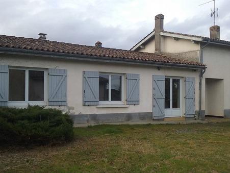 vente maison Preignac