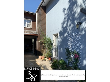 vente maison Eybens