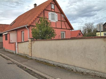 vente maison Hilsenheim