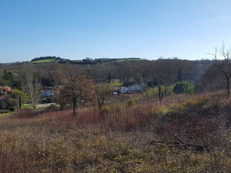 vente terrain Gardouch