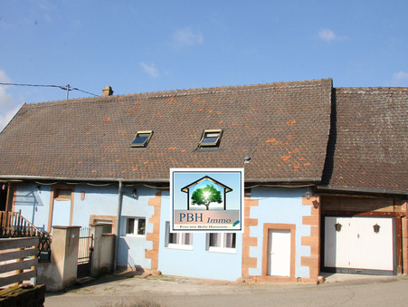 vente maison Obersoultzbach
