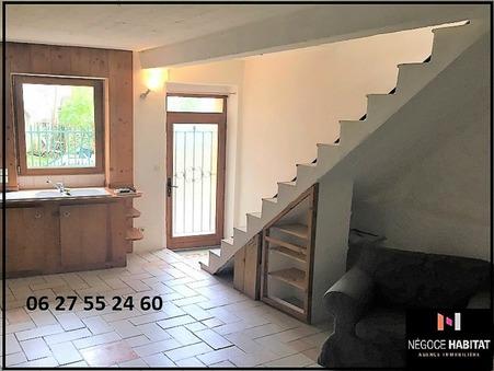 vente maison Galargues