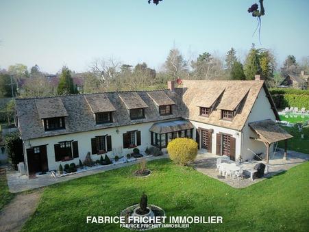 vente maison Fontaine sous jouy