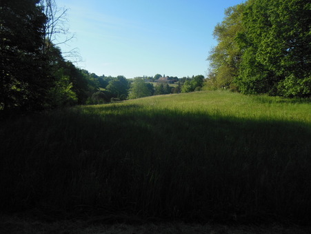vente terrain Beaumont