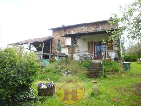 vente maison Chaillac sur vienne