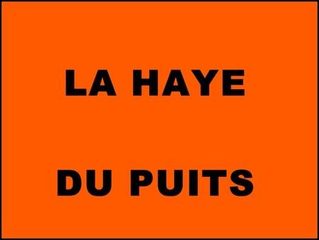 vente terrain La haye du puits