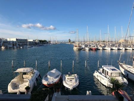 vente appartement Port camargue
