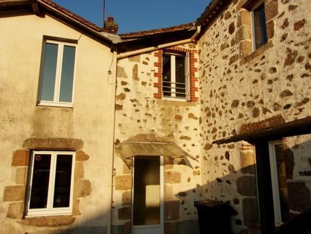vente maison La pommeraie sur sevre