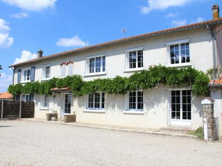 vente maison Saint-amand-sur-sèvre
