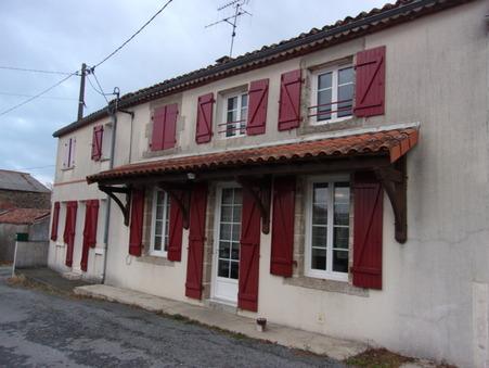 vente maison Le boupere