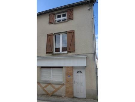 vente maison Courlay