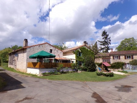 vente maison Clussais la pommeraie