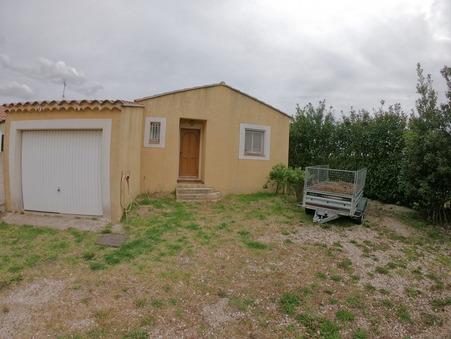 vente maison Rognonas