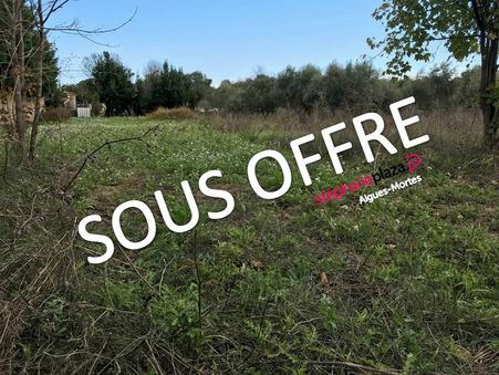 vente terrain Saint laurent d aigouze