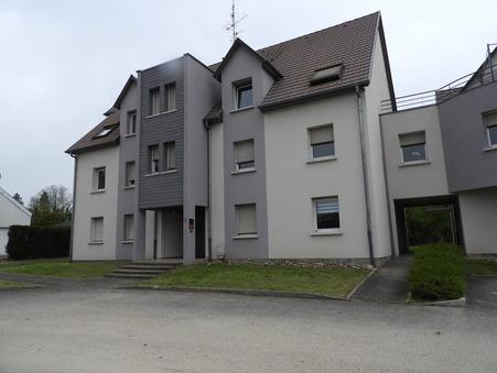 vente appartement Hochstatt