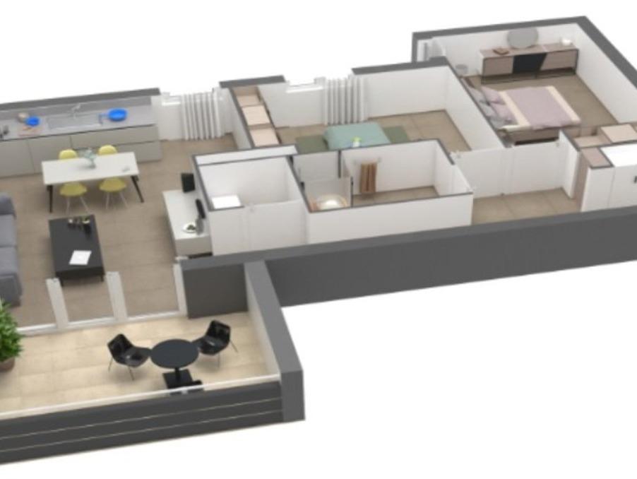Vente Appartement Sarrola carcopino  222 000 €