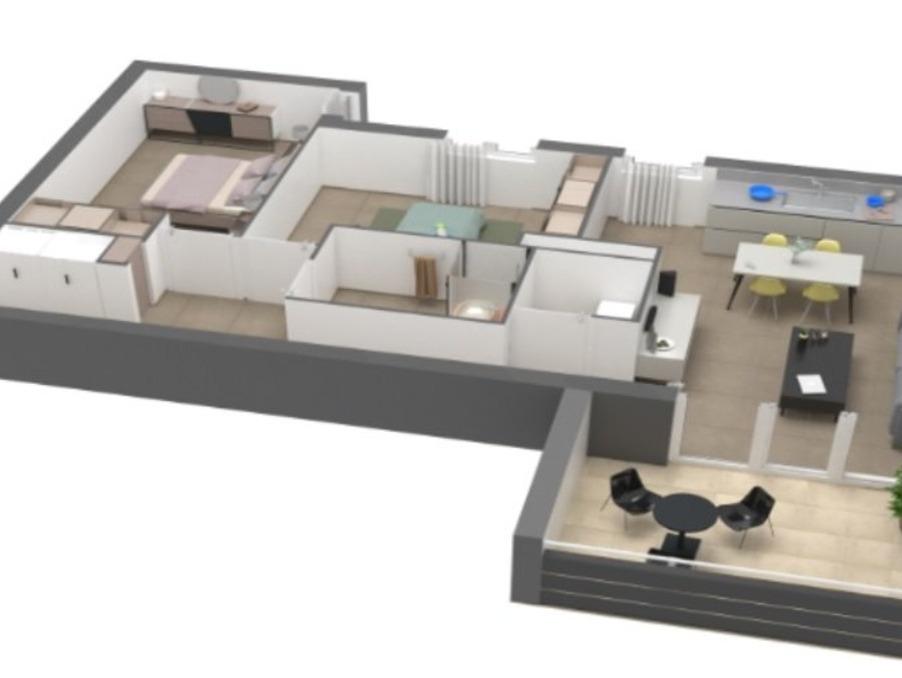 Vente Appartement Sarrola carcopino  224 000 €