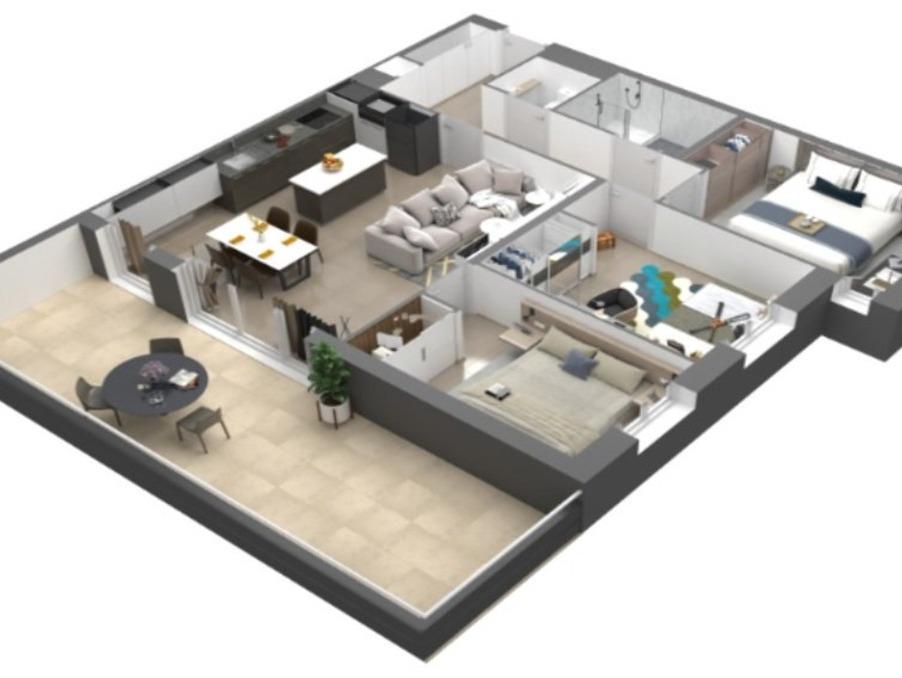 Vente Appartement Sarrola carcopino  255 000 €