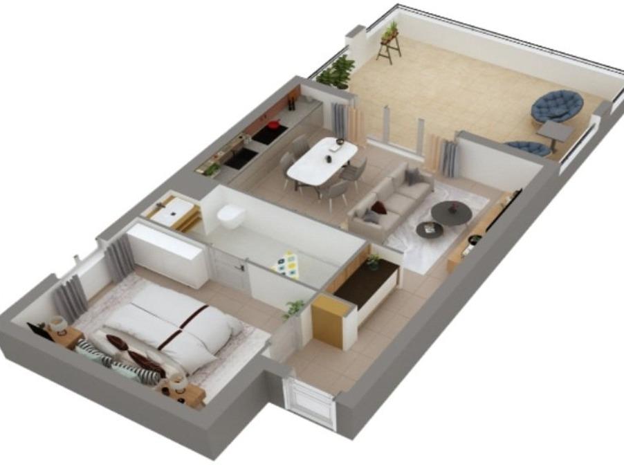 Vente Appartement Sarrola carcopino  161 000 €