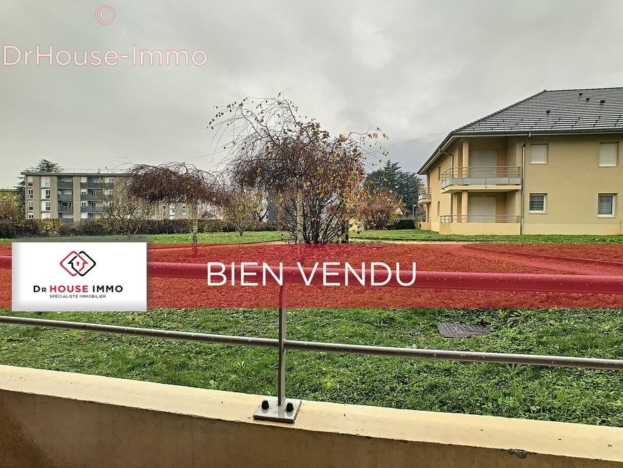 Vente Appartement  2 chambres  Saint pierre d albigny  130 000 €