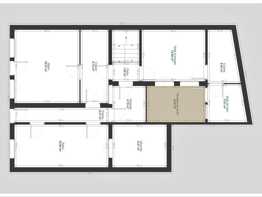 Vente Maison Roubaix  186 000 €