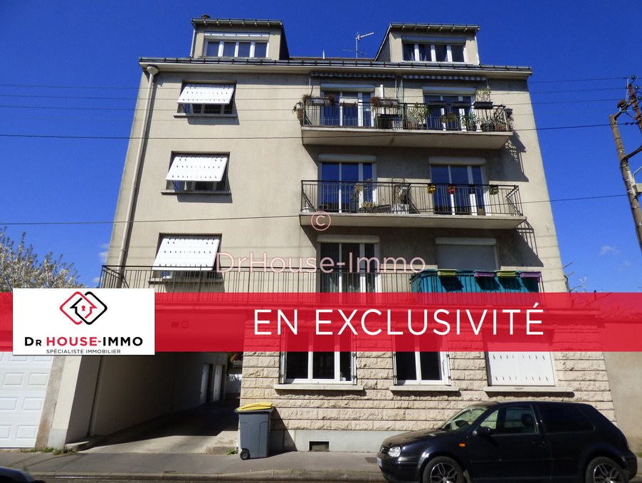 Vente Appartement Tours  126 000 €