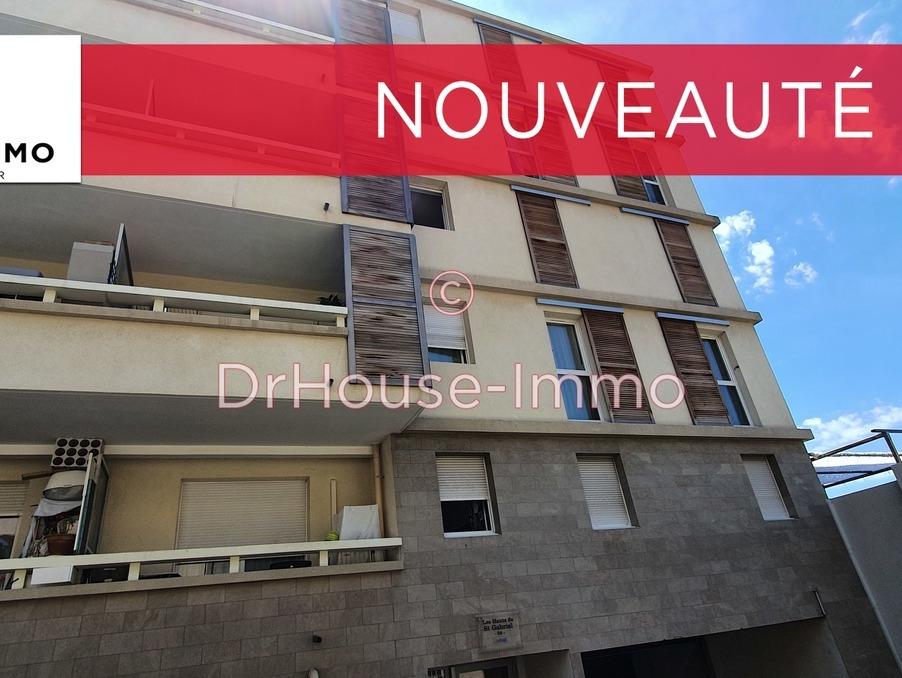 Vente Appartement  1 salle de bain  Marseille  105 000 €