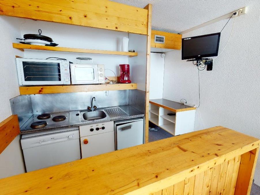 Vente Appartement  séjour 15,85 m²  LES ARCS  124 500 €