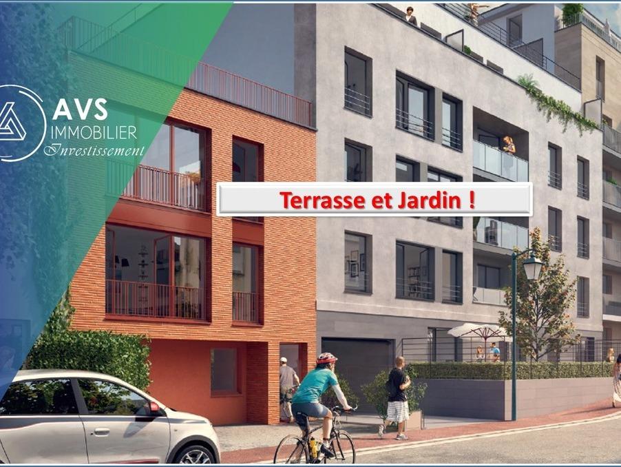 Vente Appartement BOURG LA REINE  403 000 €