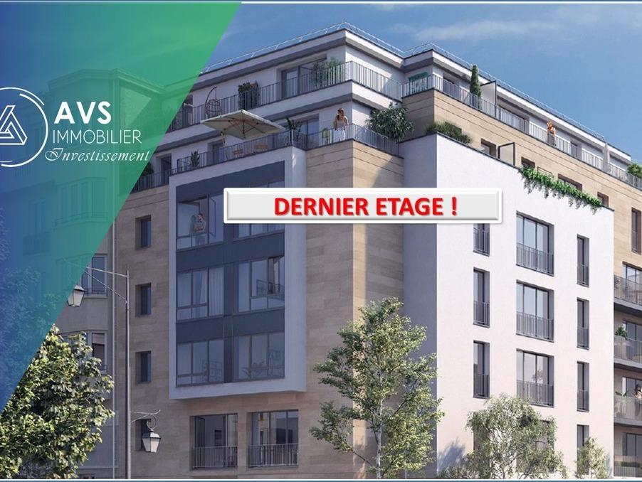 Vente Appartement BOURG LA REINE  499 000 €