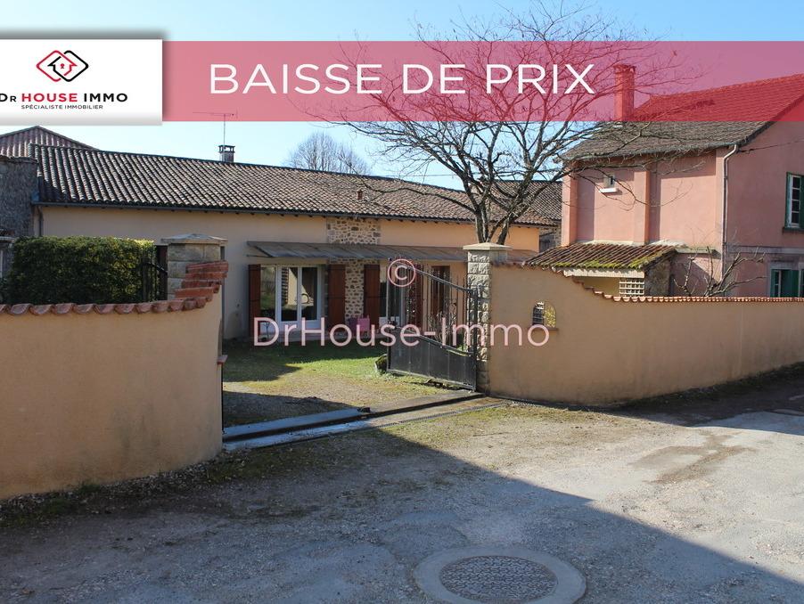 Vente Maison Busserolles  140 000 €