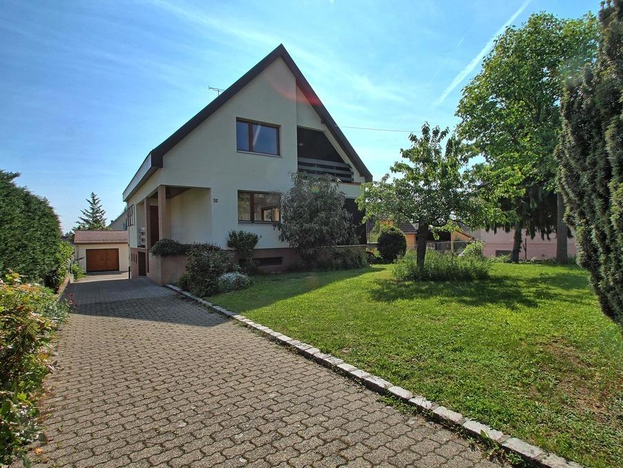 Vente Maison WETTOLSHEIM  595 000 €