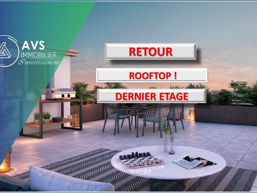 Vente Appartement BOURG LA REINE  710 000 €
