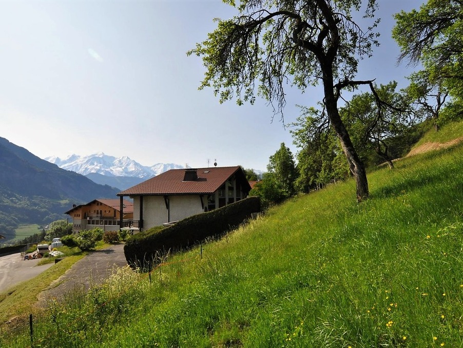 Vente Terrain SALLANCHES  135 000 €