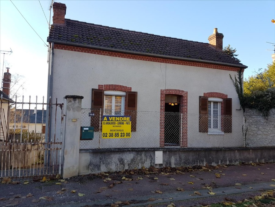 Vente Maison AMILLY 80 000 €