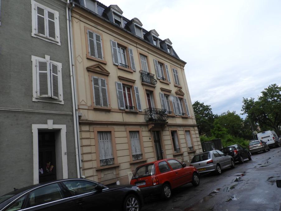Vente Appartement MULHOUSE 65 000 €