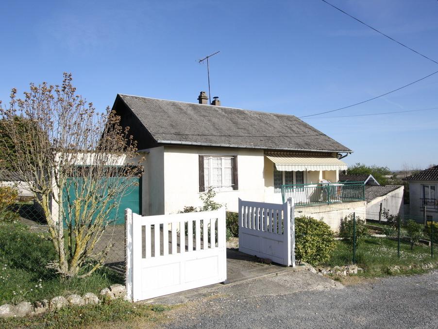 Vente Maison  avec jardin  Saint-Satur 80 000 €