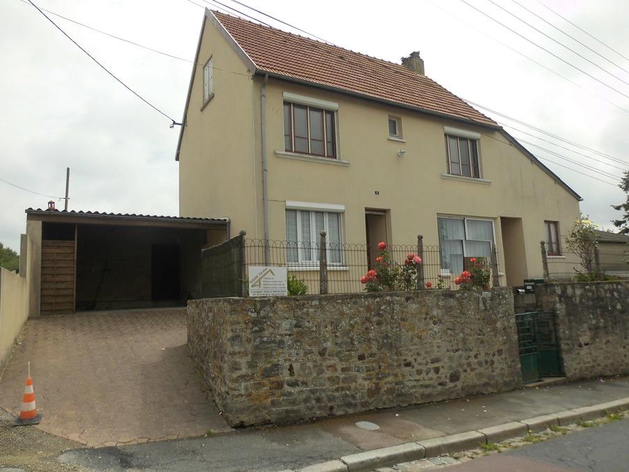 Vente Maison LA HAYE DU PUITS  126 396 €