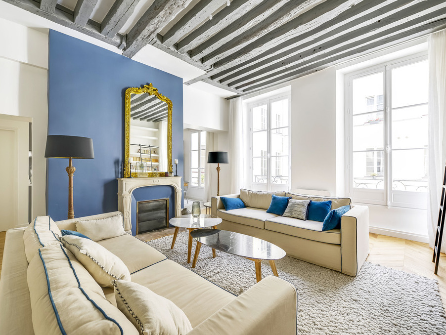 Location Appartement PARIS 3EME ARRONDISSEMENT  600 €