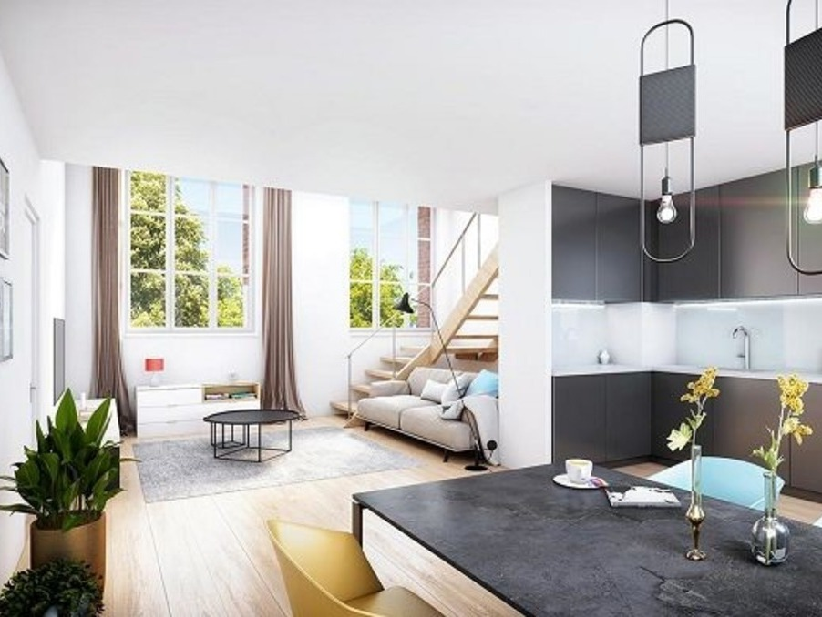 Vente appartement neuf LILLE  304 500 €