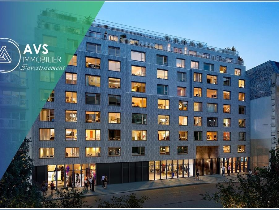 Vente Appartement PARIS 19EME ARRONDISSEMENT  699 000 €