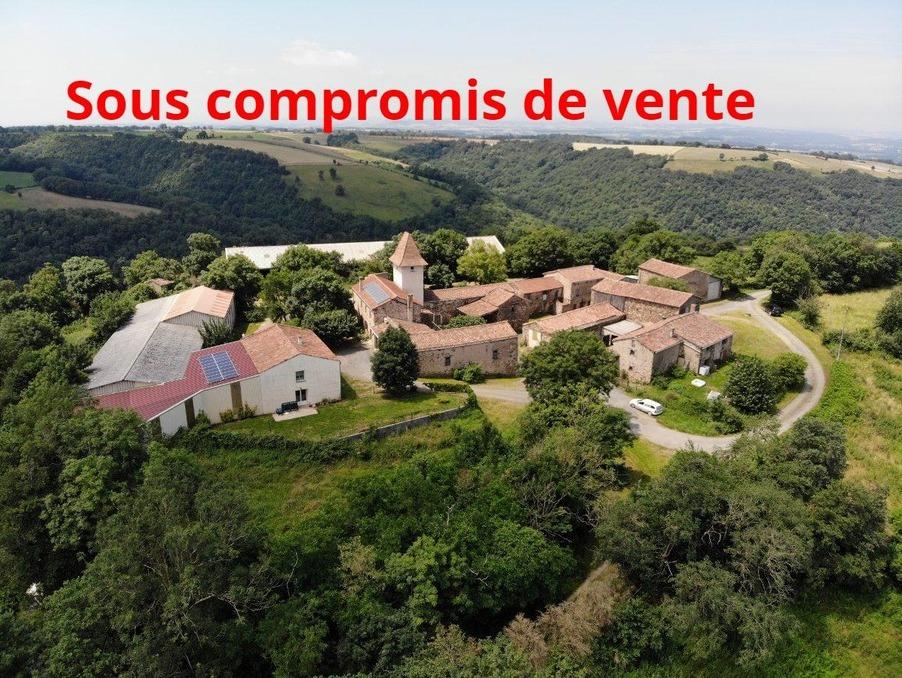 Vente Maison Saint-Antonin-de-Lacalm 1 090 000 €