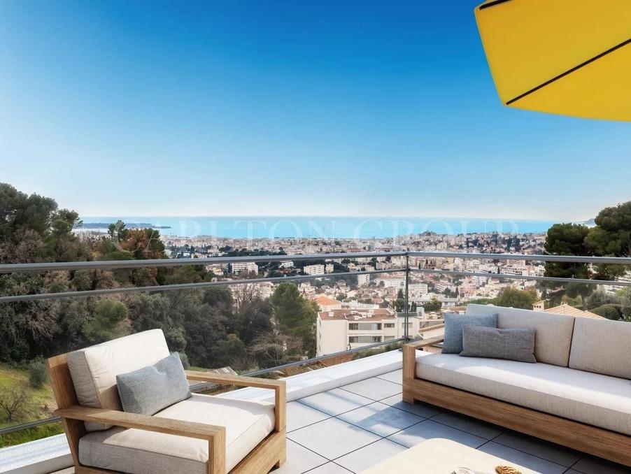 Vente Appartement  4 chambres  Le Cannet 1 777 000 €