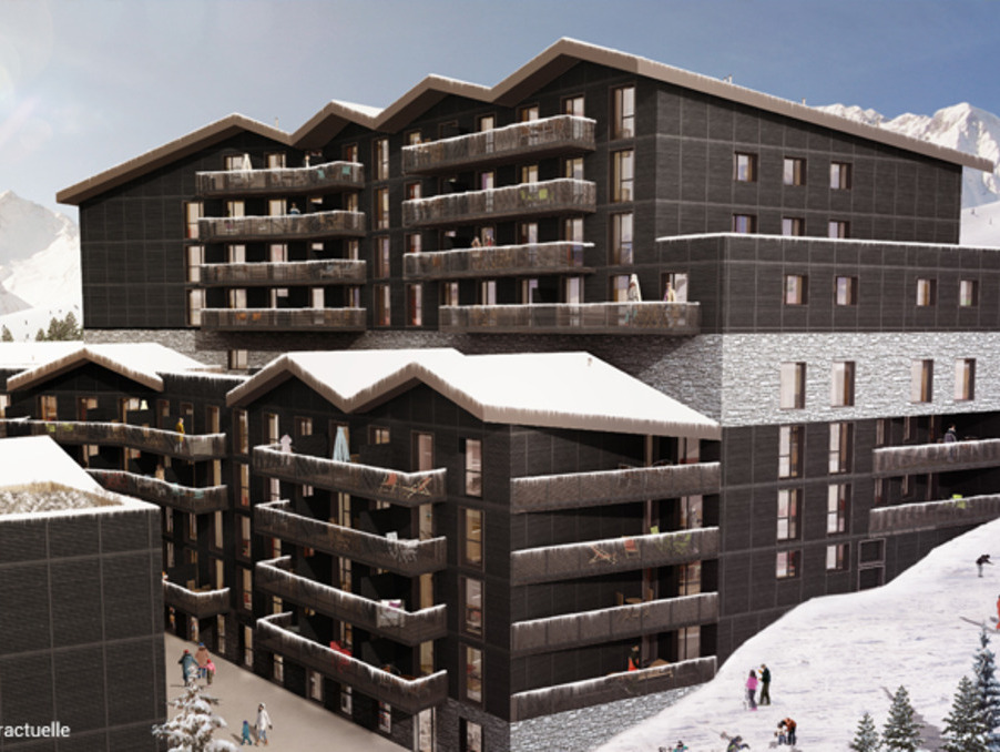 Vente Appartement LES 2 ALPES  350 484 €