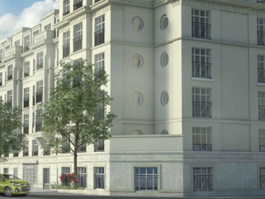 Vente appartement neuf CLAMART  117 428 €