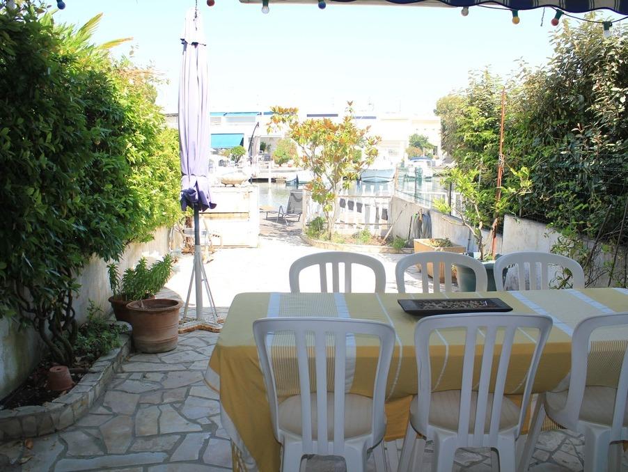 Vente Appartement  avec terrasse  Port camargue  480 000 €