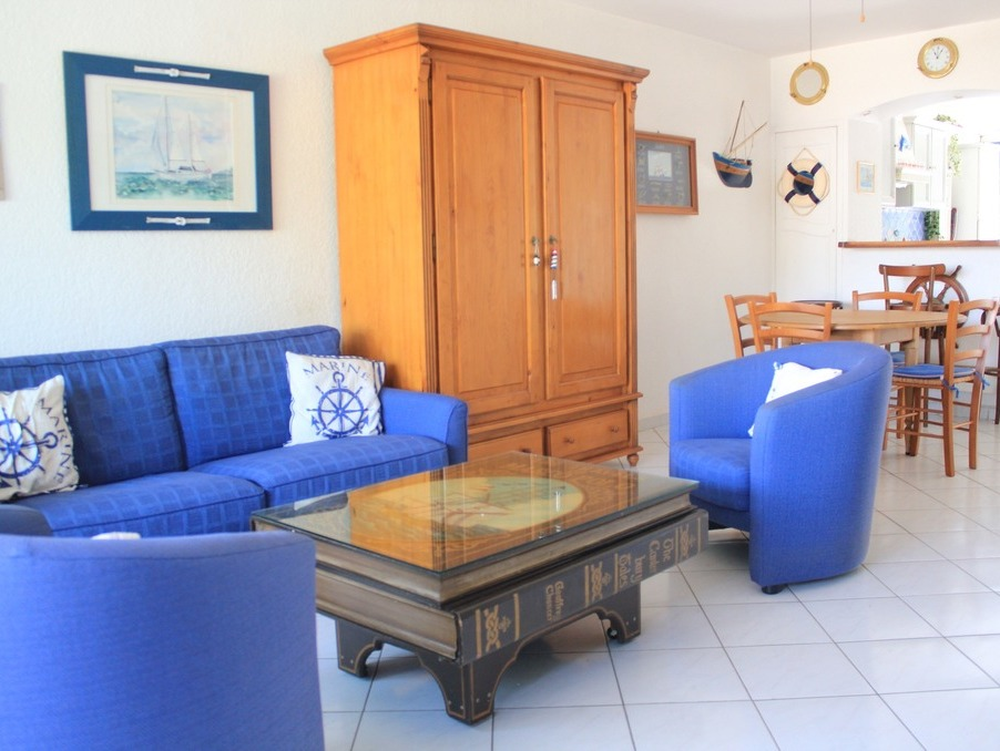Vente Appartement Port camargue 6